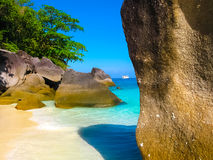 Bay of Similan Islands Royalty Free Stock Image