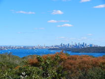 Bay of Sydney Stock Photo