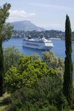 Bay of Villefranche, French Riviera Stock Photos