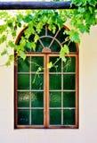 Bay window Royalty Free Stock Photo