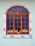 Bay window Royalty Free Stock Photography
