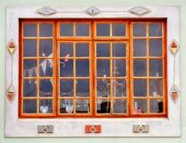 Bay window Stock Photography