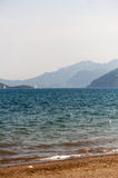 Bay with yachts in Marmaris Stock Image