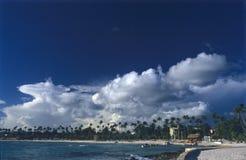 bayahibe多米尼加共和国 免版税库存图片