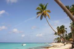 Bayahibe beach Stock Photography