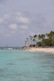 Bayahibe beach Royalty Free Stock Photo
