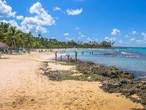 Bayahibe Beach Caribbean Stock Images