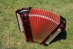 Bayan-Instrument Lizenzfreie Stockfotos
