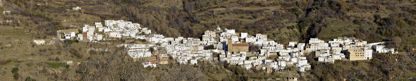Bayarcal, a small town in the Alpujarra Stock Photos
