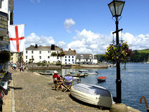 Bayard's Quay, Dartmouth, Devon. Stock Photos