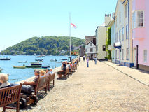 Bayard's Quay, Dartmouth, Devon. Stock Images