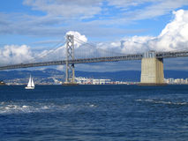 BayBridge_5904_b.jpg Stock Foto