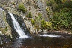 Bayehon vattenfall, Belgien Royaltyfria Bilder