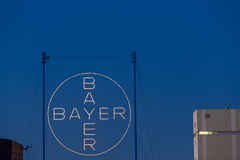 Bayer AG Leverkusen Royalty Free Stock Images