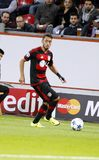 Bayer Leverkusen do alhanoÄŸlu do ‡ de Hakan à Imagem de Stock