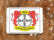 Bayer leverkusen soccer club logo Stock Photography