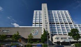Bayer Pharma AG, administracja i laboratorium Bayer opieki zdrowotnej środki farmaceutyczni w Berlin budynki, Niemcy Zdjęcia Royalty Free