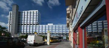 Bayer Pharma AG, administracja i laboratorium Bayer opieki zdrowotnej środki farmaceutyczni w Berlin budynki, Niemcy Zdjęcia Stock