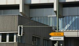 Bayer Pharma AG, administracja i laboratorium Bayer opieki zdrowotnej środki farmaceutyczni w Berlin budynki, Niemcy Obrazy Royalty Free