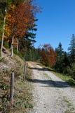 Bayerische Alpen Lizenzfreies Stockfoto