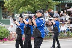 Bayerische Festival-Parade lizenzfreie stockfotos