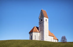 Bayerische Kirche Stockbilder