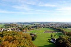 Bayerische Landschaft Lizenzfreie Stockfotografie