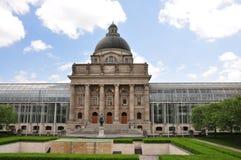Bayerische Staatskanzlei à Munich Photos libres de droits