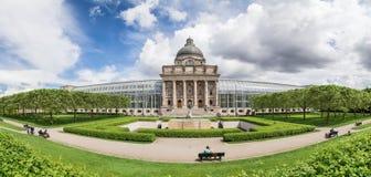 Bayerische Staatskanzlei, Munich Royaltyfri Foto