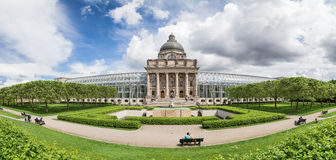 Bayerische Staatskanzlei, Munich. Royalty Free Stock Photo