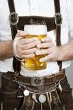 Bayerische Tradition Stockfotos