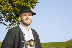 Bayerische Tradition Stockbild