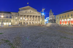 Bayerisches Nationaltheater Stockfotografie