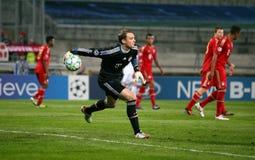 Bayern Munchen's Manuel Neuer Stock Photos