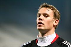 Bayern Munchens Manuel Neuer Stockbild