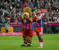 Bayern Munich v Paderborn 230914 Zdjęcie Stock