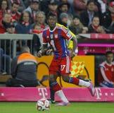 Bayern Munich v Paderborn 230914 Obrazy Royalty Free