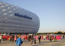 Bayern Munich v Paderborn 230914 Obraz Stock