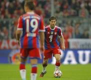 Bayern Munich v Paderborn 230914 Royalty Free Stock Photography