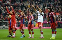 Bayern Munich v Paderborn 230914 Stock Photography