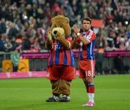 Bayern Munich v Paderborn 230914 Stock Photo