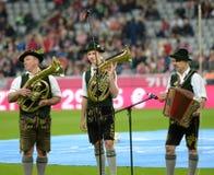 Bayern Munich v Paderborn 230914 Royalty Free Stock Photo
