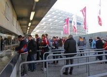 Bayern Munich v Paderborn 230914 Royalty Free Stock Photos