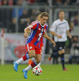 Bayern Munich v Paderborn 230914 Stock Images