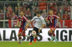Bayern Munich v Paderborn 230914 Stock Image