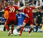Bayern Munich vs. Chelsea FC UEFA CL Final Stock Photography