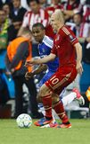 Bayern Munich vs. Chelsea FC UEFA CL Final Stock Image