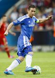 Bayern Munich vs. Chelsea FC UEFA CL Final. MUNICH, May 19 - Frank Lampard of Chelsea during FC Bayern Munich vs. Chelsea FC UEFA Champions League Final game at Royalty Free Stock Images