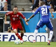 Bayern Munich vs. Chelsea FC UEFA CL Final Stock Images