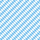 Bayern pattern background. Traditional German Oktoberfest bier festival. Vector lettering illustration.  Stock Photography